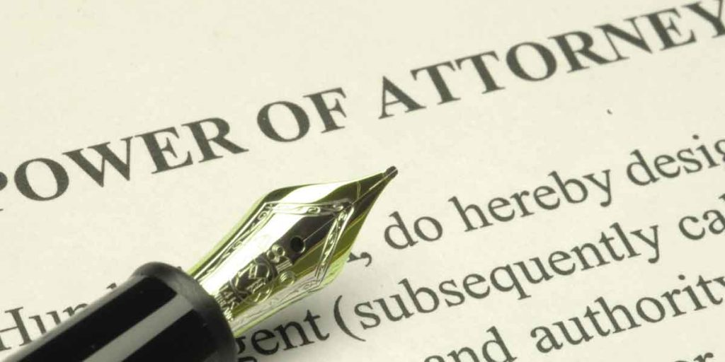 Estate Planning and Power of Attorney